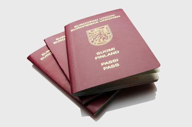 Suomen passi kuuluu maailman vahvimpiin. Se suo pääsyn 187 maahan ilman viisumia.