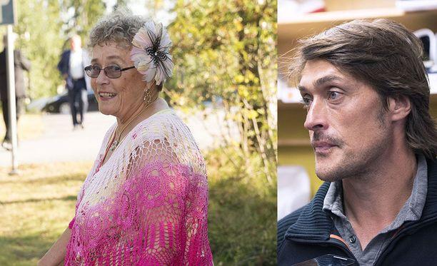 Teemu Selänteen Liisa-äiti on kuollut.