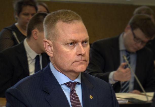 Markus Päiviö tuomittiin Lemmenjoen harjoituksen tapahtumista.