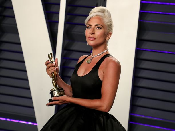 Poplaulaja Lady Gaga voitti Oscar-palkinnon aiemmin tänä vuonna.