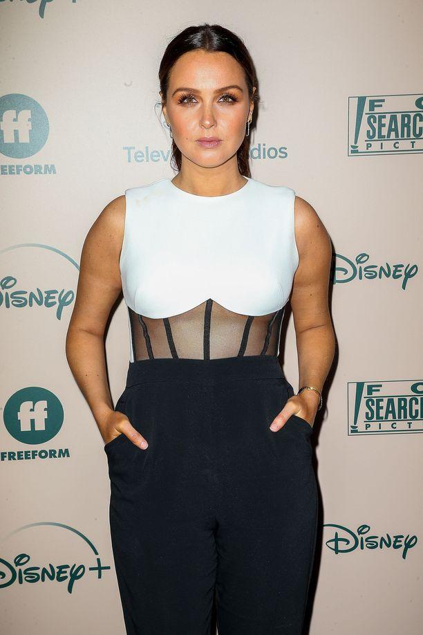 """Camilla Luddington on tullut tutuksi Greyn anatomia -sarjasta Josephine """"Jo"""" Wilsonina."""
