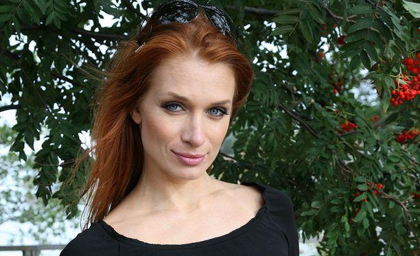 Angelika Kallio kuului 90-luvun isoihin nimiin.