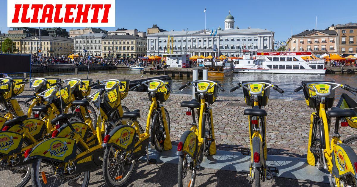 Kaupunkipyörä Turku
