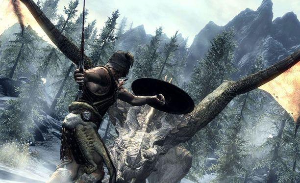 Miekat kalisevat ja lohikäärmeet puhkuvat odotetussa peliuutuudessa.