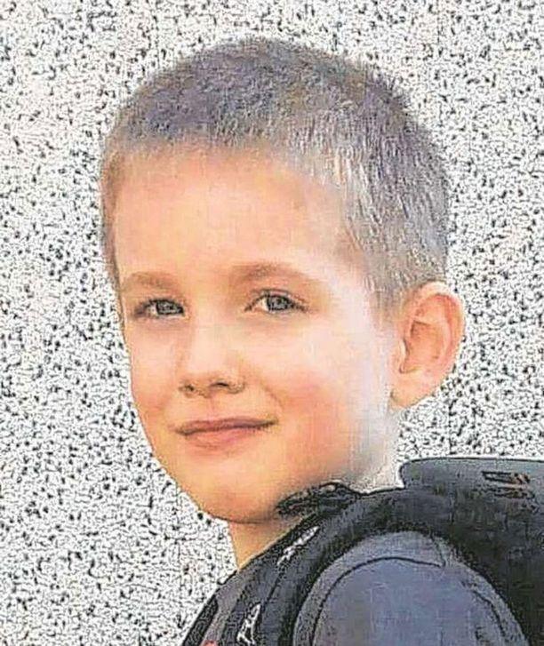 6-vuotias Elias katosi heinäkuussa Potsdam-Schlaatzilla