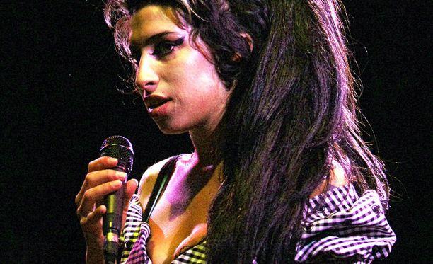 Amy Winehouse kuoli 23. heinäkuuta vuonna 2011.