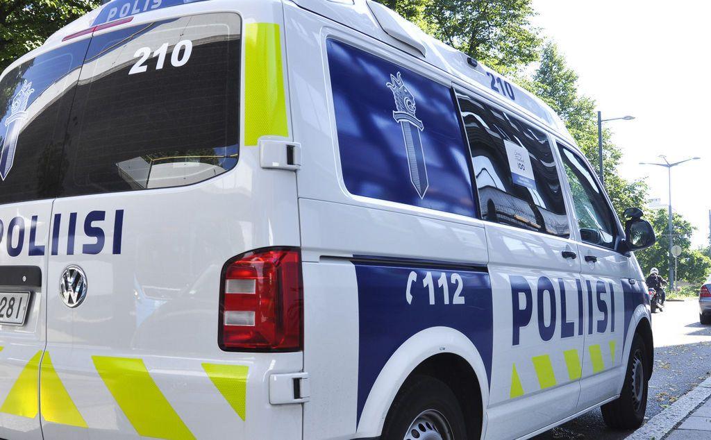 Iso poliisioperaatio Rovaniemellä – väkivaltainen henkilö linnoittautui asuntoon