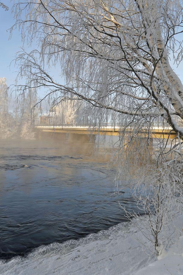 Talvi on ollut luminen ja kylmä nyt suuressa osassa maata.