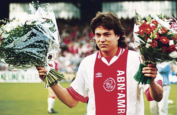 Jari Litmanen siirtyi Ajaxiin 1992.