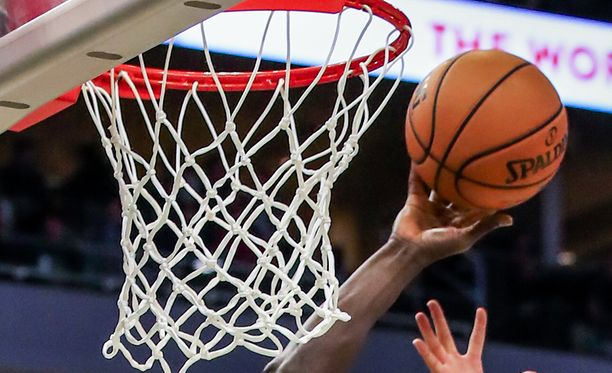 Ryan Wrightin kuva ja nimi oli jo poistettu Kataja Basketin joukkuesivulta. Kuvituskuva.