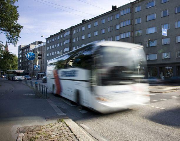 Parjatusta julkisesta liikenteestä löytyi paljon hyvää sanottavaa.