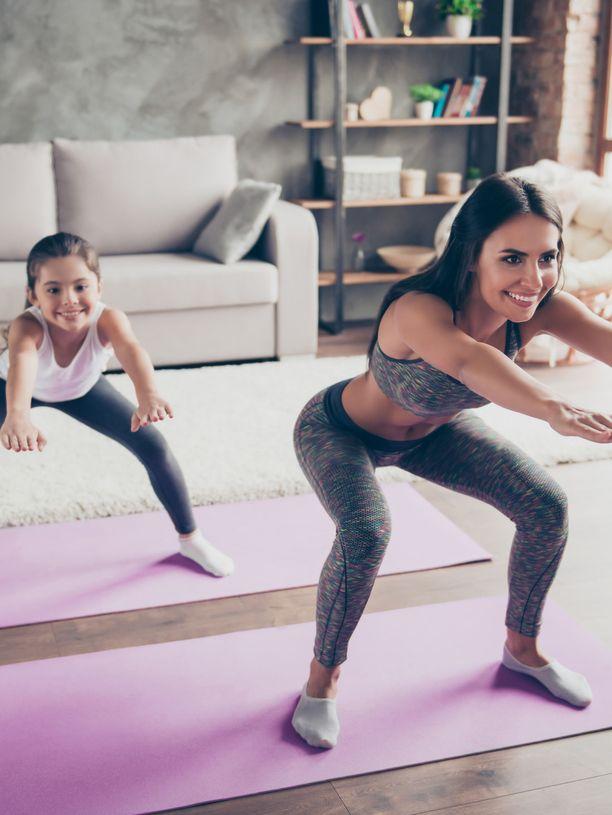 Hartianseutu, lonkka ja nilkat ovat oleellisia kehon kohtia toimintakyvyn säilymisen kannalta.