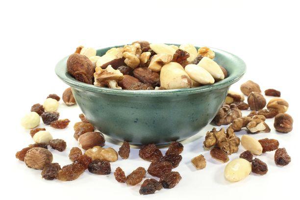 Pähkinöitä syöneillä oli parempi elinajanodote kuin niillä, jotka eivät niitä syöneet.
