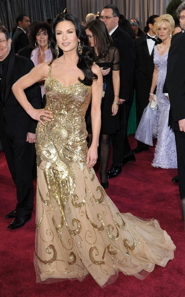 Catherine Zeta-Jones.