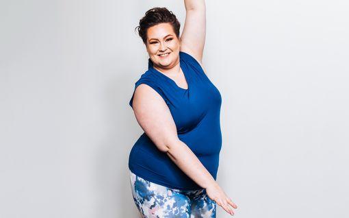 """Miss Plus Size -finalisti Laura, 37, suoritti itsensä uuvuksiin – sitten hän muutti maalle ja ymmärsi, mitä tasapaino tarkoittaa: """"Opin pysähtymään muutenkin kuin taju kankaalla"""""""