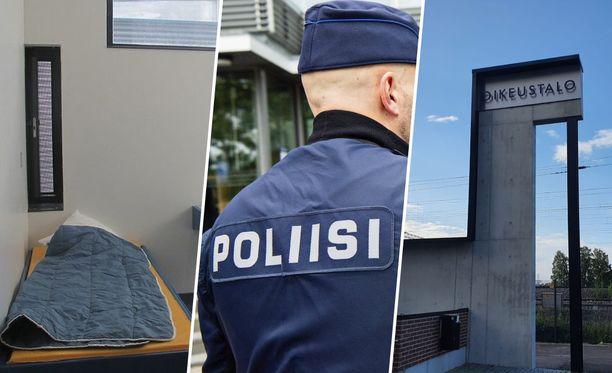 Poliisihallitus ei ota kirjoituksessa kantaa tapahtumien kulkuun. Kuvituskuva.