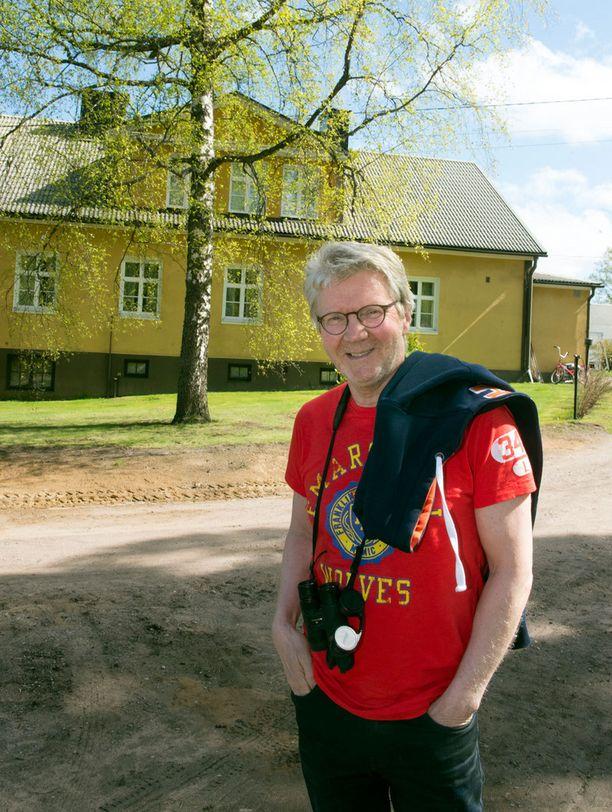 Pirkka-Pekka Petelius on yksi Suomen legendaarisimmista näyttelijöistä.