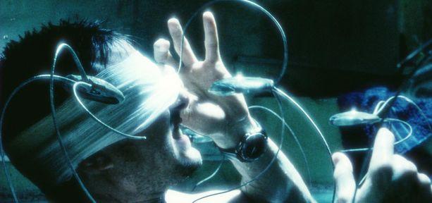 Minority Report -elokuvassa jahdattiin rikollisia telepatian avulla.