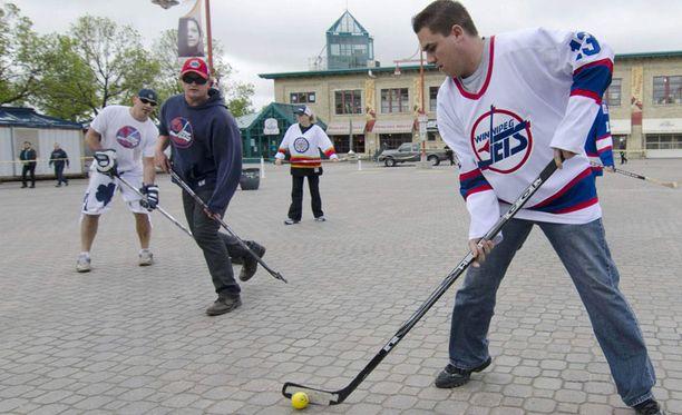 Winnipegissä odotetaan jo ensi kauden alkua.