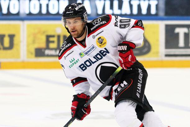 Tylor Spink iski kaksosveljensä Tysonin tavoin tehot 1+1 Kuopiossa.