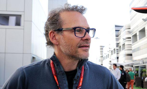 Jacques Villeneuve on aiemmin ollut yksi Räikkösen suurimmista kriitikoista.