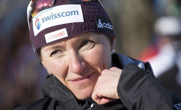 Ex-hiihtäjä Guri Hetland johti Trondheimin hakuprosessia.