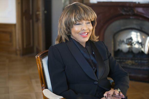 Tina Turner muistelee värikästä elämäänsä uutuusdokumentissa.