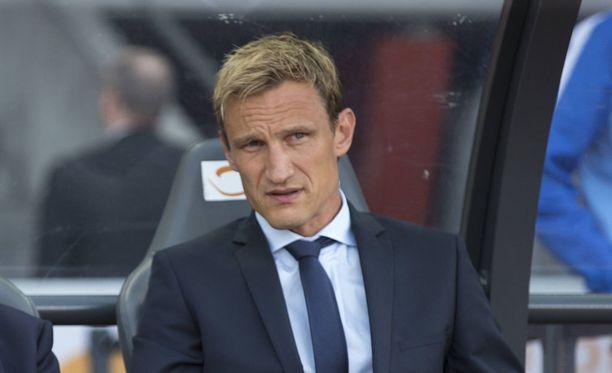 Sami Hyypiän Brighton-pesti päättyi jo debyyttikauden puolivälin tienoilla.