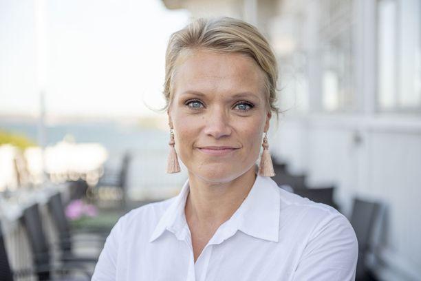Maaret Kallio on tv:stä tuttu suomalainen psykoterapeutti.