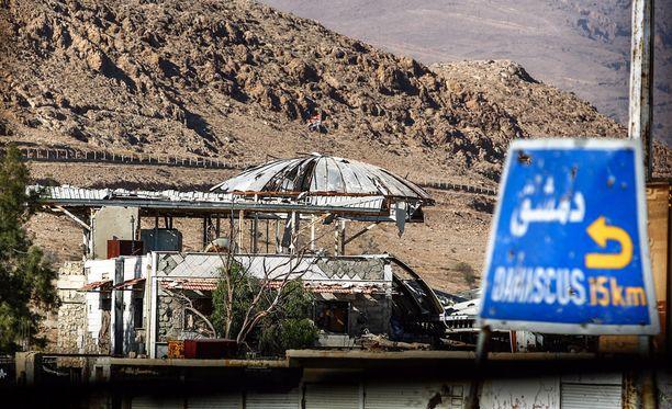 Raunioituneessa Syyriassa on kuollut jo yli 280 000 ihmistä.