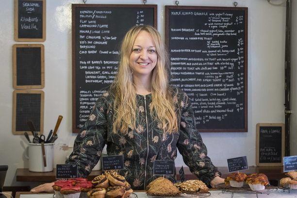 Kuuluisan lontoolaisen Violet-leipomon kondiittori Claire Ptak on valittu tekemään prinssi Harryn ja Meghan Marklen hääkakku.