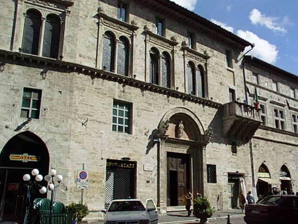 Juttu menee nyt uudestaan oikeuteen Perugiassa. (Kuvituskuva)