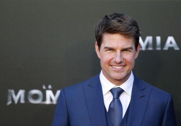 Tom Cruise tunnetaan erityisesti toimintarooleistaan.