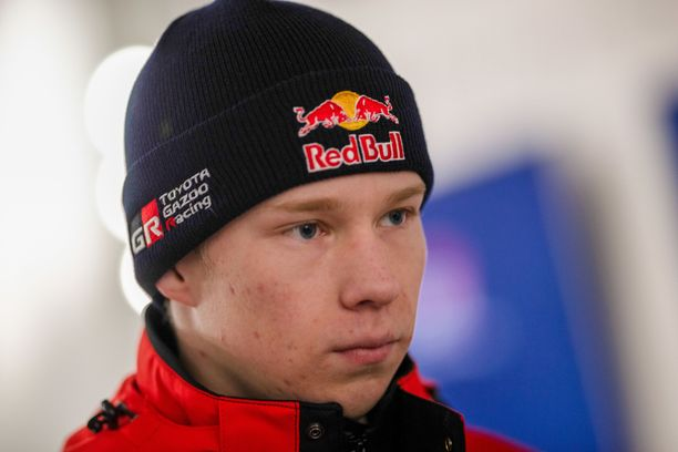 Kalle Rovanperä oli testipätkän vauhdikkain.