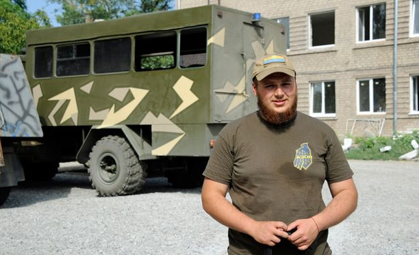 Ivan on ollut Azovin jäsen noin vuoden päivät.