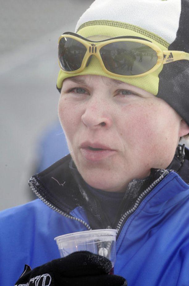 Kaisa Varis kilpailee viikonloppuna Kontiolahdella.
