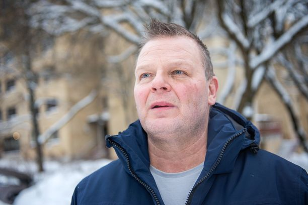 Marko Jantunen raitistui vuonna 2015. Elämä maistuu nyt hyvältä.