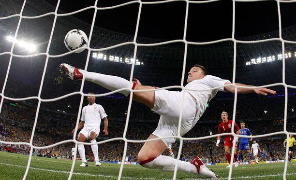 Ukraina-Englanti-ottelussa hylätty maali oli yksi EM-kisojen kuumimmista puheenaiheista.