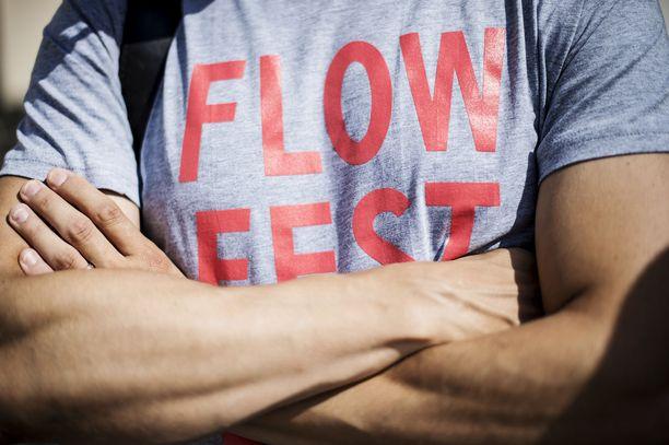 Helsingin Suvilahdessa järjestettävän Flow-festivaalin liput ovat vuodesta toiseen haluttua tavaraa.