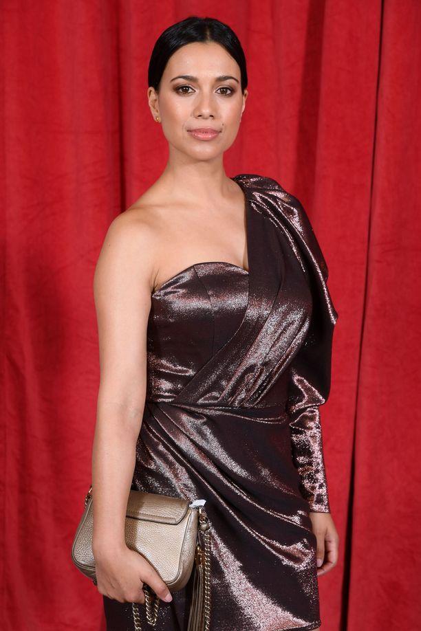 Fiona Wade tähdittää Emmerdale-sarjaa.