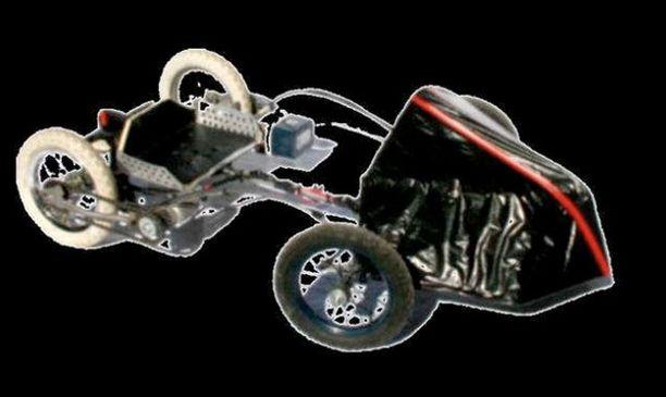 Musta kulkee ainakin ennakkotietojen mukaan kovinta vauhtia 25 km/h ja painaa ainoastaan 13,7 kiloa.