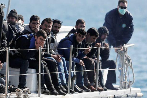 Kreikka vastustaa maahanmuuttoa Euroopan maista eniten. Kreikassa järjestetään sunnuntaina vaalit, ja maahanmuutto on yksi kuumimmista teemoista.