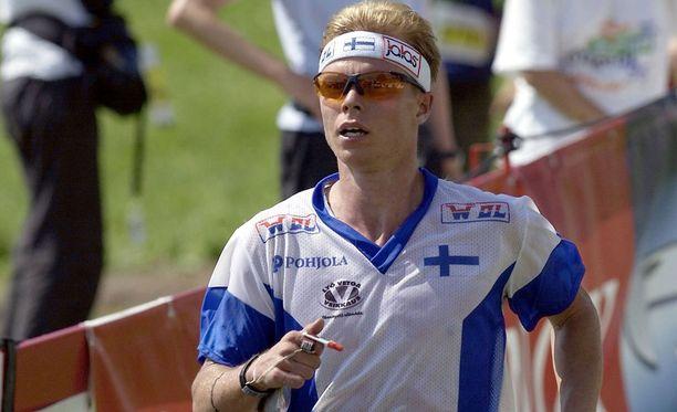 Jani Lakanen on Suomen kaikkien aikojen menestynein miessuunnistaja.