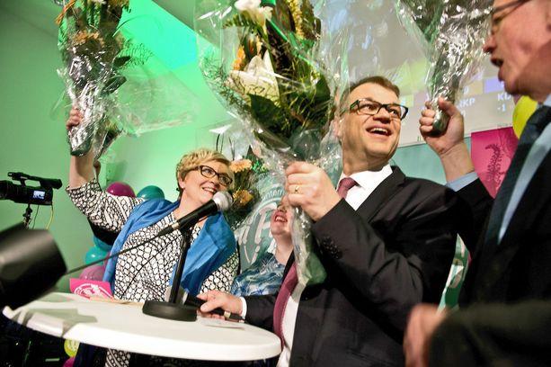 Kevään 2015 eduskuntavaalien voitto teki Juha Sipilästä pääministerin. Keskustan eduskuntaryhmälle vaalivoitto takasi lähes miljoonan euron vuotuisen avustuspotin.