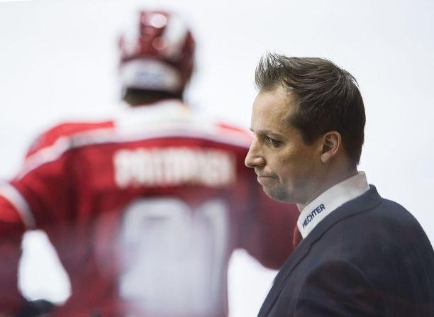 Törmänen sai lähteä HIFK:n peräsimestä viime kauden jälkeen.