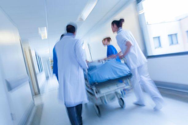 Jos olet ollut vuoden sisällä matkoilla Italiassa, muista kertoa siitä, jos joudut sairaalaan Suomessa.