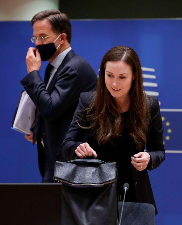 Pääministeri Sanna Marin (sd) on kehottanut Euroopan johtajia parempaan yhteistyöhön koronapandemian taltuttamiseksi.