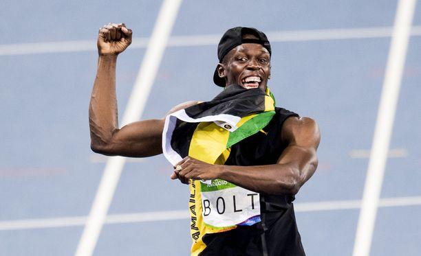Luonnonlapsi Usain Bolt jättää ikuisen jäljen kansainväliseen yleisurheiluun.