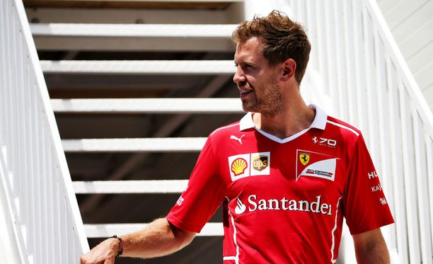 Sebastian Vettel säästyi lisärangaistukselta.