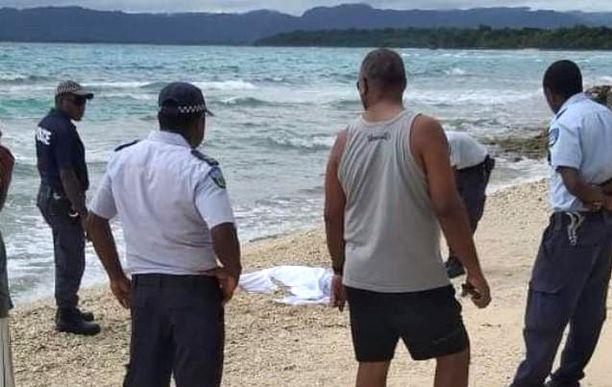 Rannalta löytyi filippiiniläisen merimiehen ruumis.